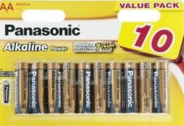 Батарейка Panasonic R3 Bl 10 (10 шт.)