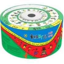 Disk DVD-R 4.7Gb Kaktuz 8-16x, Bulk 50 (за ШТ)