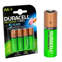 Акумулятор Duracell 2500 Turbo 2500 AA HR6 (за ШТ)