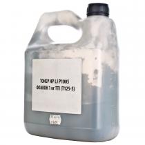 Тонер HP P1505 Black (TSM-T125-S-1) 1Kg TTI
