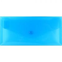 Папка на кнопку DL Buromax,синя