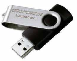 USB Flash 16Gb Goodram Twister