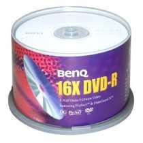 Disk DVD-RW 4.7Gb BENQ 4x slim