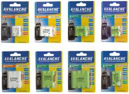 Акумулятор  Avalanche A-110 (Ni-Cd, 700mAh,3.6V )