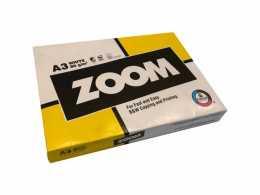 Папiр A3 ZOOM, 80г/м2, 500л.
