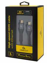 Кабель HDMI to HDMI 3.0m Cablexpert V2.0b (CCBP-HDMIPCC-3M) (673256)