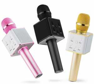 Мікрофон караоке WSIER M-7