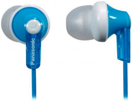 Навушники PANASONIC RP-HJE118GU-A блакитні, 106382