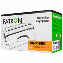 Картридж CANON 719H Black (CT-CAN-719H-PN-R) (PN-719HR) PATRON EXTRA