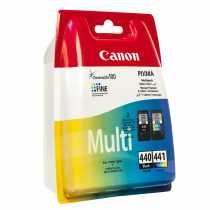 Комплект CANON PG-440+CL-441 MULTIPACK (BLACK+COLOR) (5219B005)