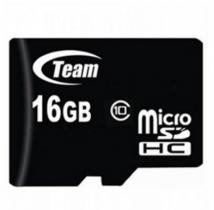 Карта пам'яті MicroSD 16Gb Team (class10)