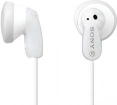 Навушники Sony MDR-E9LP, (вкладиші білі), 344106