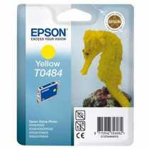Заправка картриджа EPSON Stylus Photo R200 Yellow (T0484)